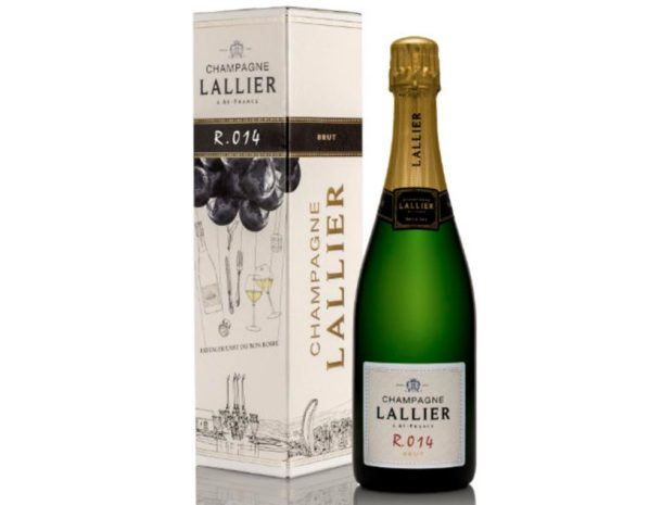 Champagne Lallier R.014