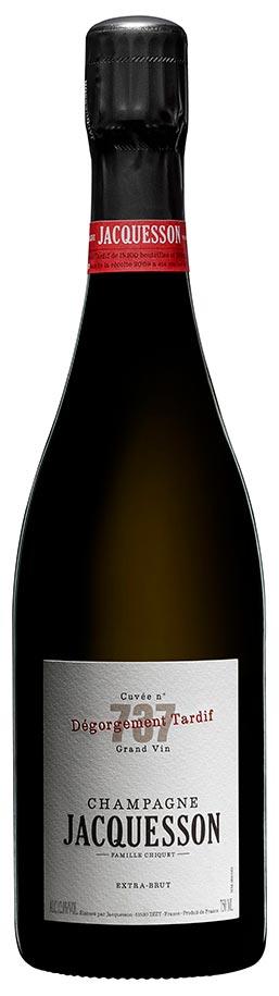 Bottiglia Jacquesson Cuvée 737 D.T.
