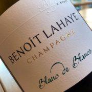 Recensione Benoît Lahaye Blanc de Blancs