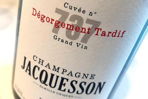 Recensione Jacquesson Cuvée 737 D.T.