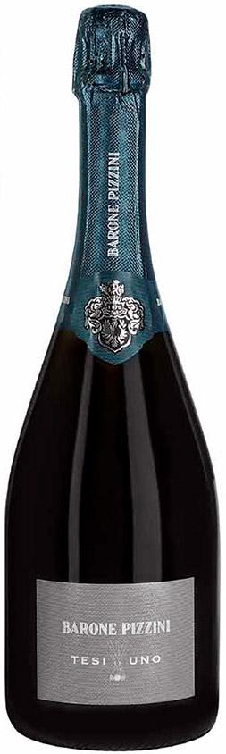 Bottiglia Barone Pizzini Tesi UNO