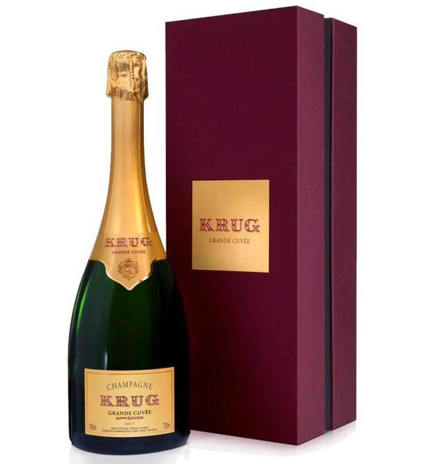 Bottiglia Krug 166 eme Edition
