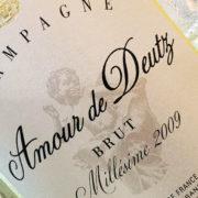 Champagne Amour de Deutz 2009