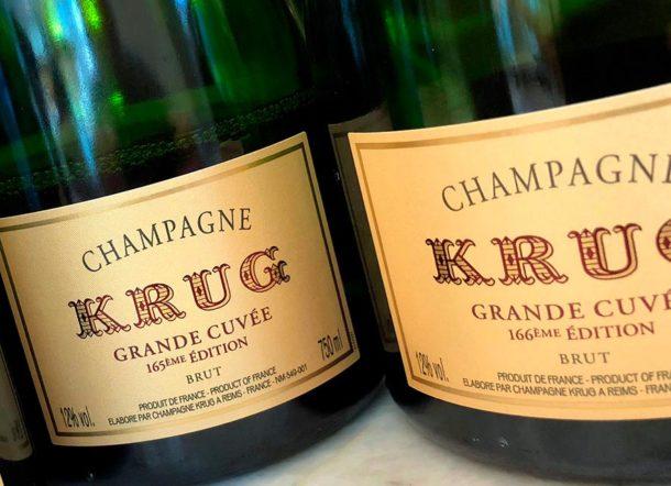 Krug 165 vs 166 eme Edition