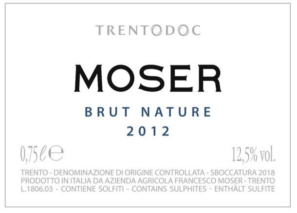 Brut Nature 2012