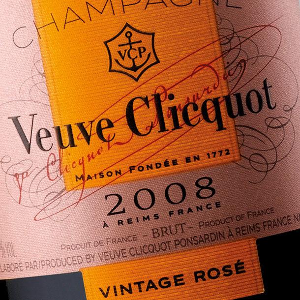 Veuve Clicquot 2008 rosé