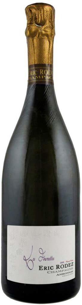 Bottiglia di Les Fournettes 2009