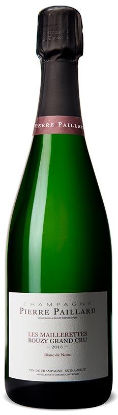Champagne Les Maillerettes 2013