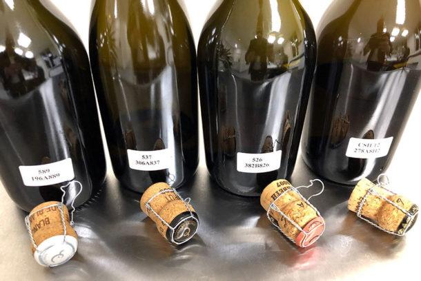 Champagne Billecart in anteprima