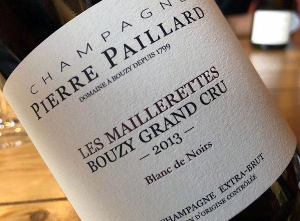 Pierre Paillard Les Maillerettes 2013