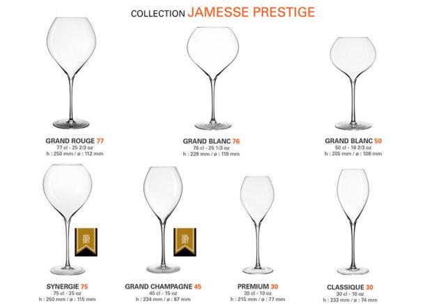 Collezione Jamesse Prestige di Lehmann Jamesse