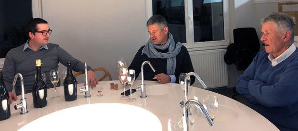 Florent Nys e Antoine Roland-Billecart
