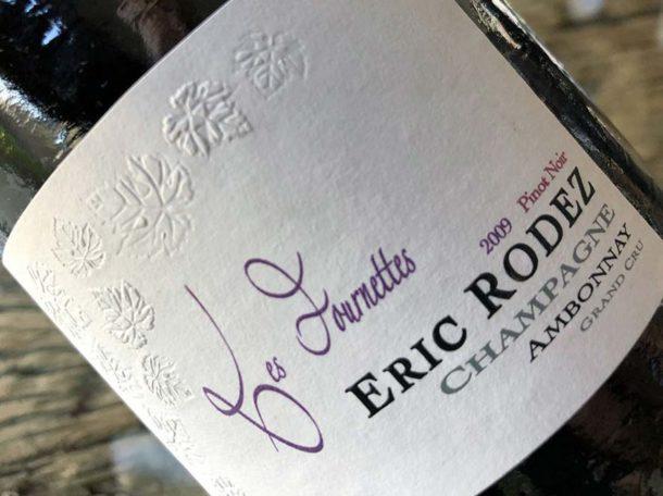 Champagne Eric Rodez Les Fournettes 2009