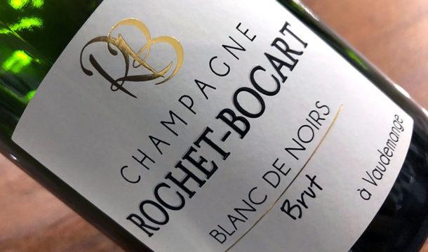Champagne Rochet-Bocart Blanc de Noirs