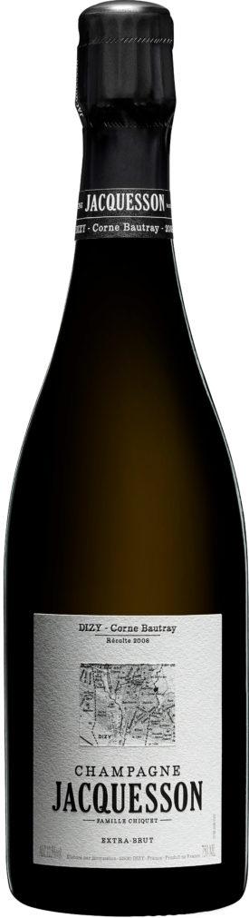 Bottiglia Corne Bautray 2008 Jacquesson