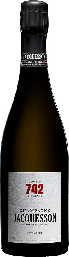 Bottiglia Jacquesson Cuvée 742