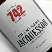 Champagne Jacquesson Cuvée 742
