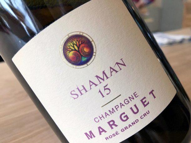 Champagne Margret Rosé Shaman 15