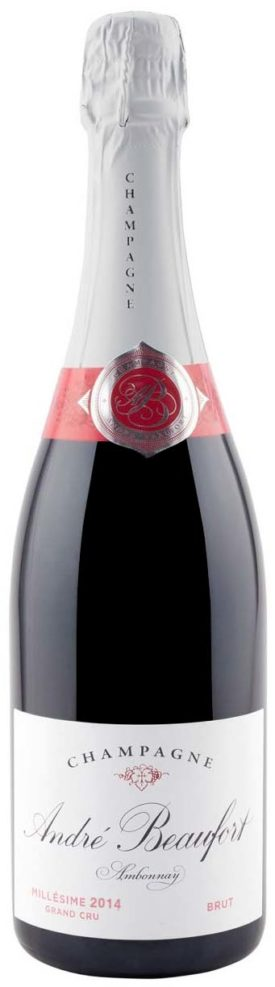 Bottiglia André Beaufort Ambonnay Grand Cru 2014