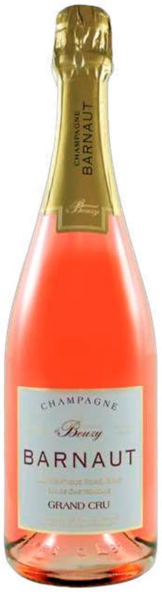 Bottiglia champagne Barnaut Authentique Rosé