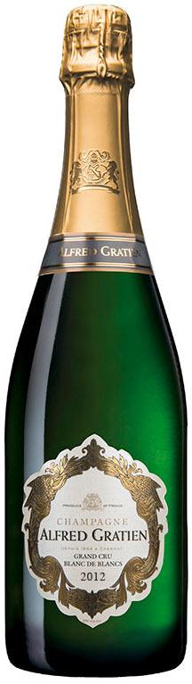 Bottiglia Alfred Gratien Blanc de Blancs 2012