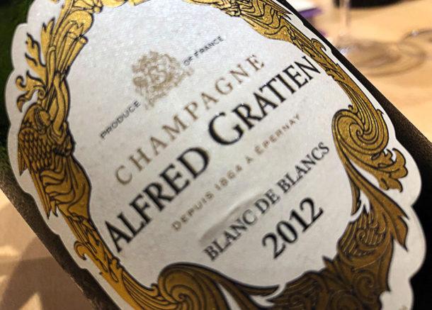Champagne Alfred Gratien Blanc de Blancs 2012