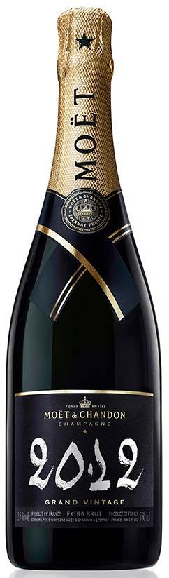 Bottiglia Moët & Chandon 2012