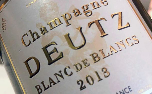 Deutz Blanc de Blancs 2013