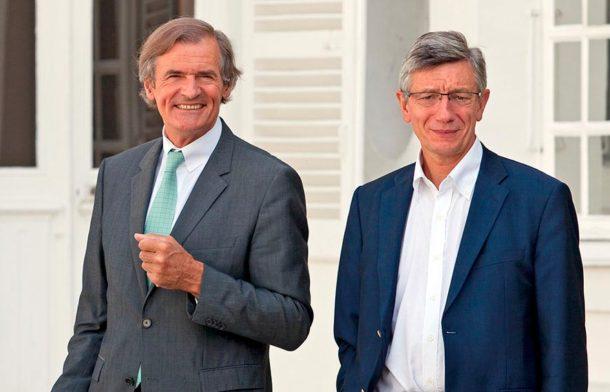 Fabrice Rosset e Michel Davesne