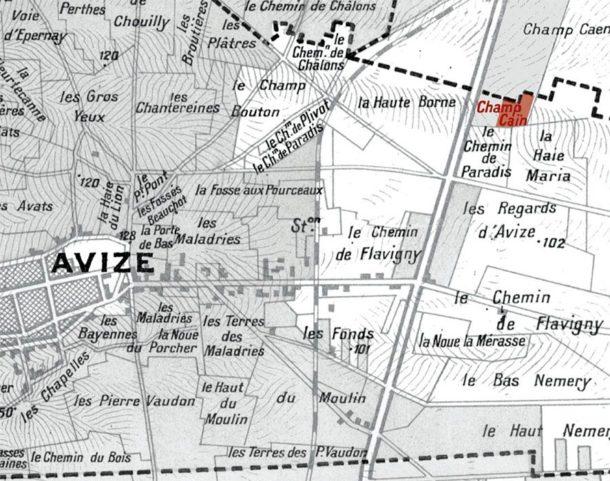 Mappa Avize