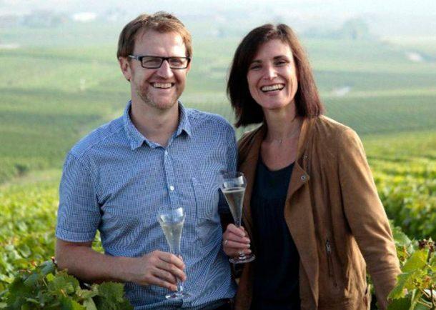 Richard Désvignes e Géraldine Lacourte