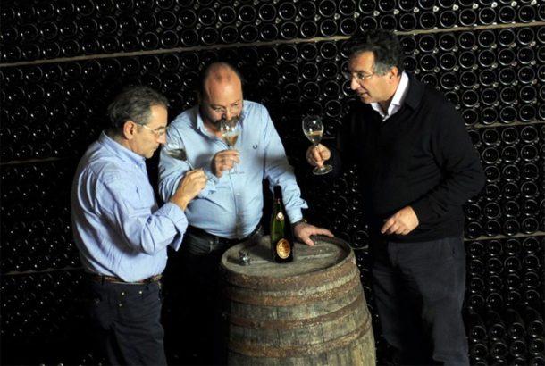 Girolamo D'Amico, Louis Rapini e Ulrico Prior
