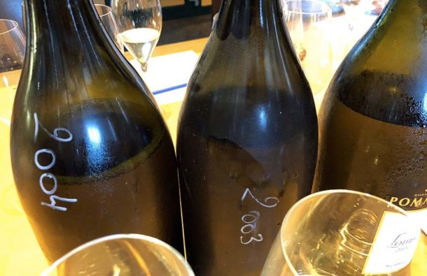 Bottiglia Cuvée Louise in magnum