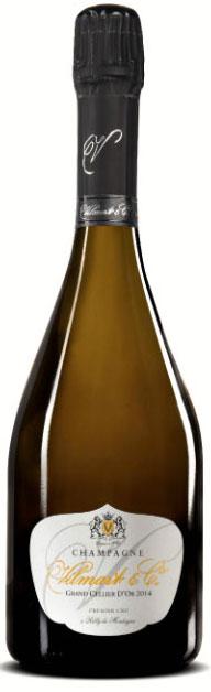Bottiglia di Grand Cellier d'Or 2014