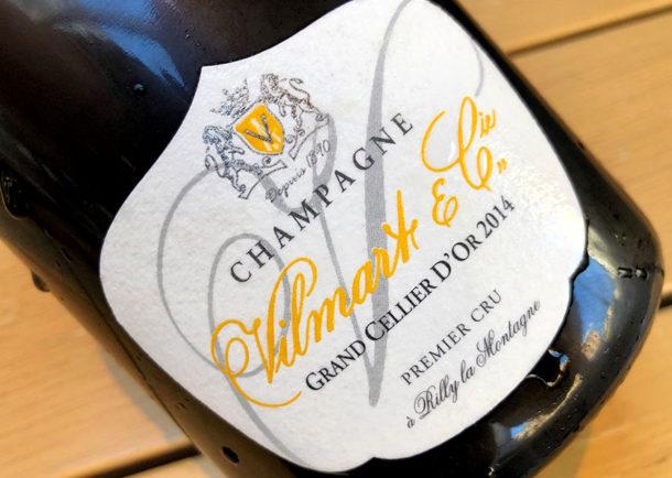 Vilmart Grand Cellier d'Or 2014