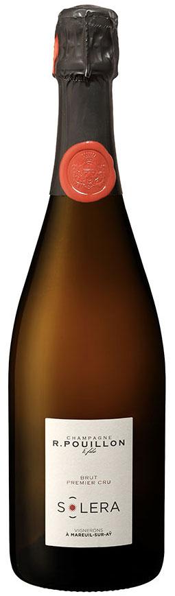 Bottiglia Champagne Extra Brut Solera