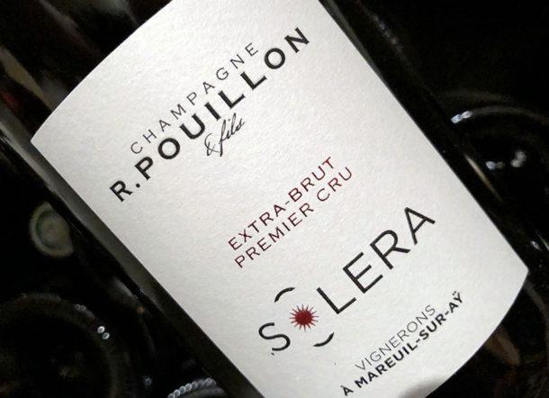 Champagne Extra Brut Solera