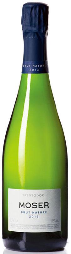 Bottiglia Moser Brut Nature 2013
