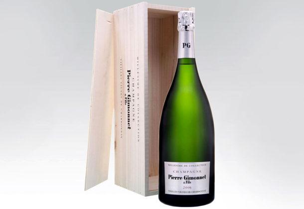 Champagne Pierre Gimonnet 2006