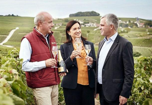 Margarteth Henriquez, Eric Lebel e Olivier Krug