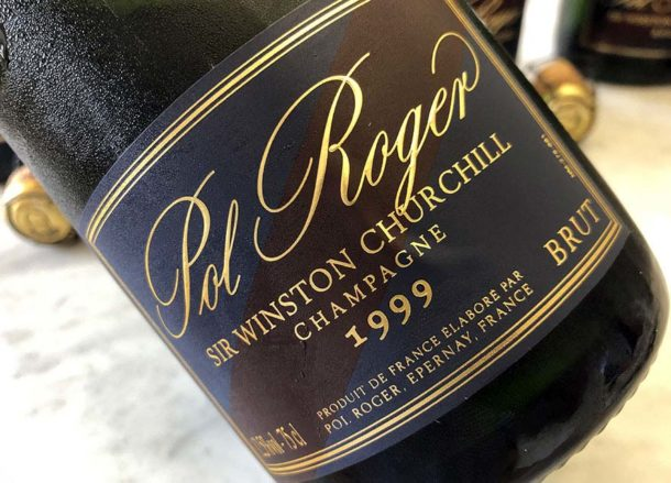 Pol Roger Sir Winston Churchill annata 1999