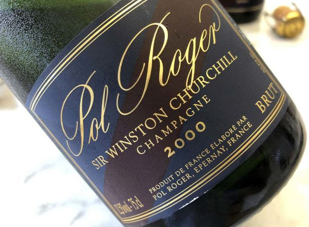 Pol Roger Sir Winston Churchill annata 2000