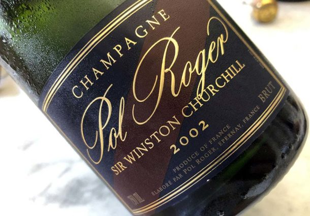 Pol Roger Sir Winston Churchill annata 2002
