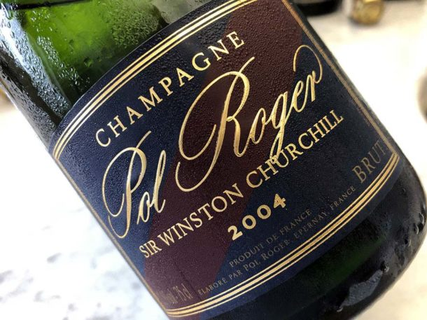 Pol Roger Sir Winston Churchill annata 2004