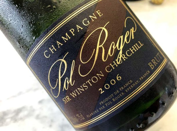 Pol Roger Sir Winston Churchill annata 2006