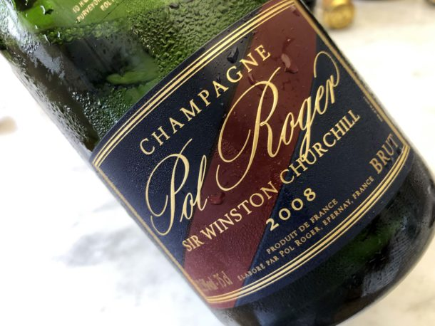 Pol Roger Sir Winston Churchill annata 2008