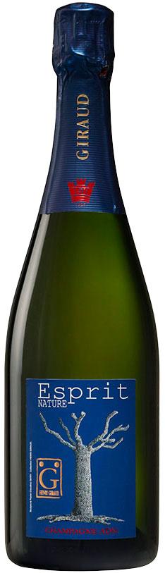 Bottiglia Henri Giraud Esprit Nature