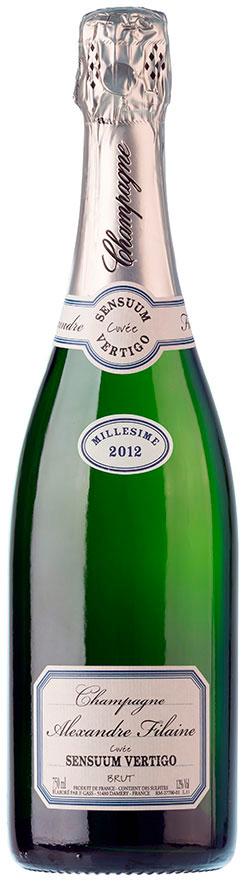 Bottiglia Alexandre-Filaine Sensuum Vertigo 2012