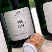 Recensione champagne Franck-Bonville Pur Oger 2012
