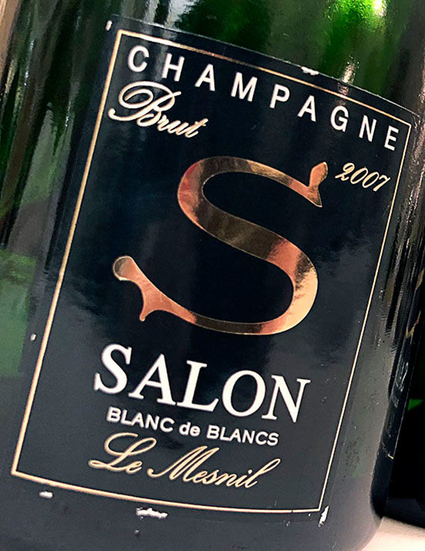 Champagne Salon 2007